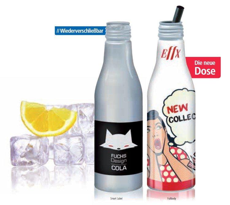Werbegeschenk Getränkflaschen