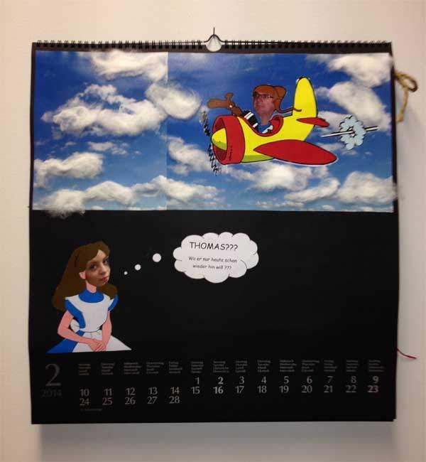 Der wohl schönste Kalender der Welt - Februar