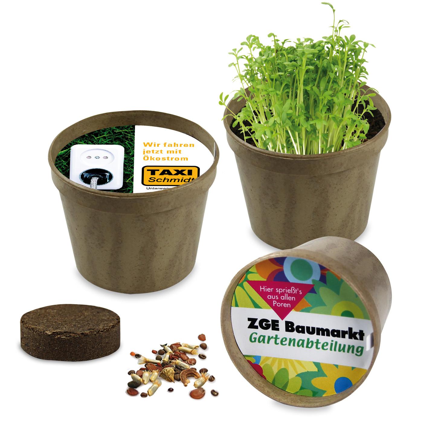 Bio-Werbemittel, Ökologisches Giveaway
