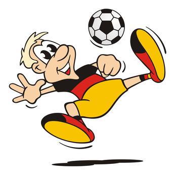 Werbemittel zur Fussball WM 2014