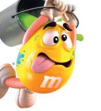 Werbegeschenk Ostern - M&M's