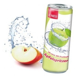 Werbeartikel Apfelsaft - www.werbung-schenken.de