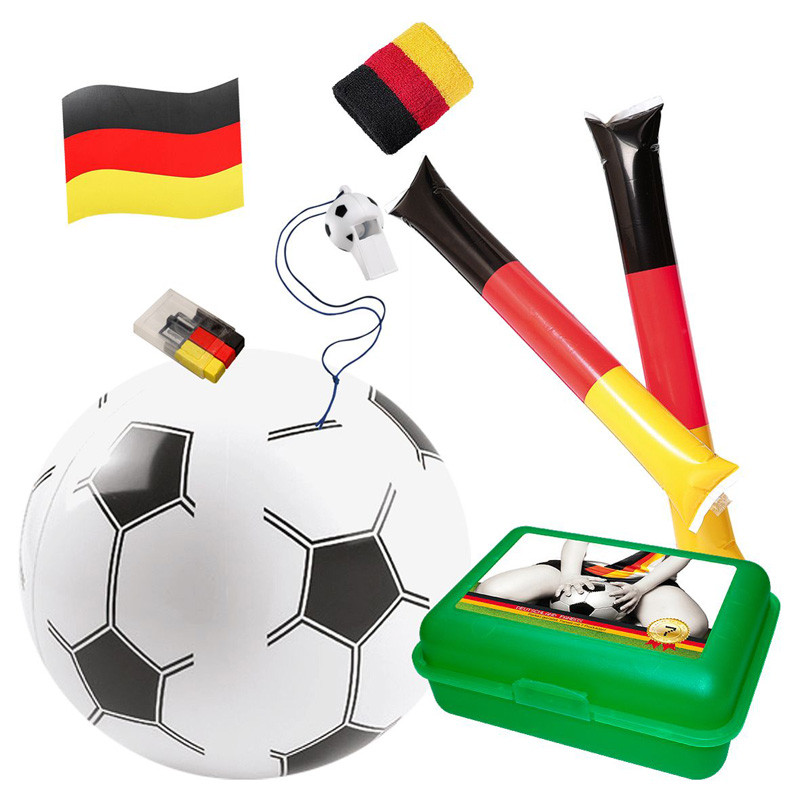 Giveaways zur WM 2014