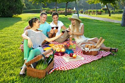 Werbeartikel Picknick