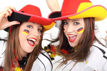 Werbeartikel zur WM 2014