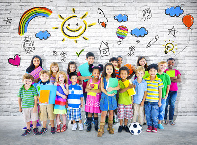 Werbeartikel für Schulen und Kindergärten