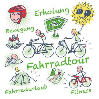 Werbeartikel Fahrrad