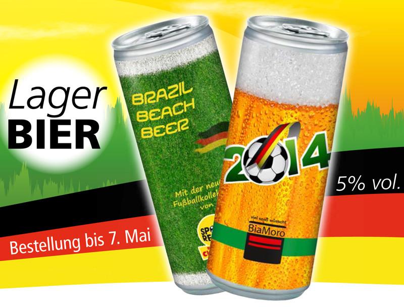 Werbeartikel Bier