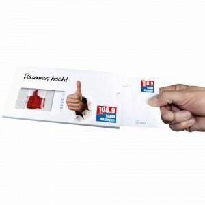 Werbeartikel für Mailings
