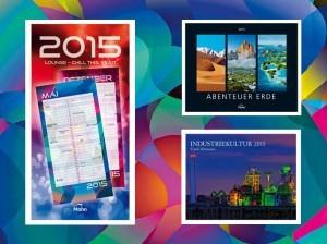 Werbeartikel Kalender - Mohn Media