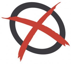 Wahlkreuz - Werbemittel für Parteien