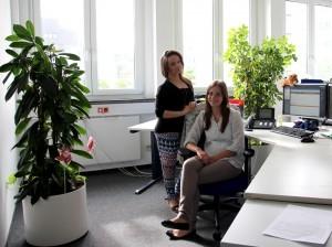 Sara und Alina - ADICOR