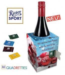 Werbeartikel Wein-Adventskalender - JUNG