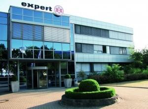 expert Firmengebäude
