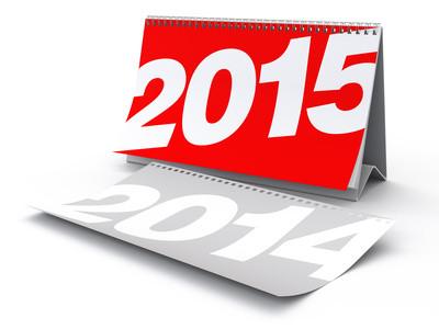 Grafik Kalender 2015