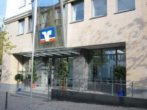 Foto VRB Mittelhaardt FirmenGebäude