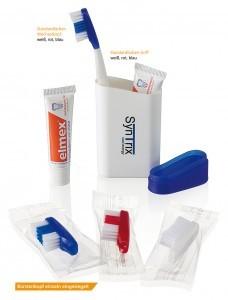 Werbeartikel Zahnputz-Set
