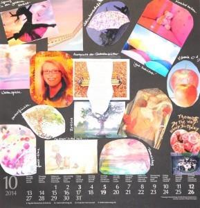 Kalender Thomas Oktober 2014