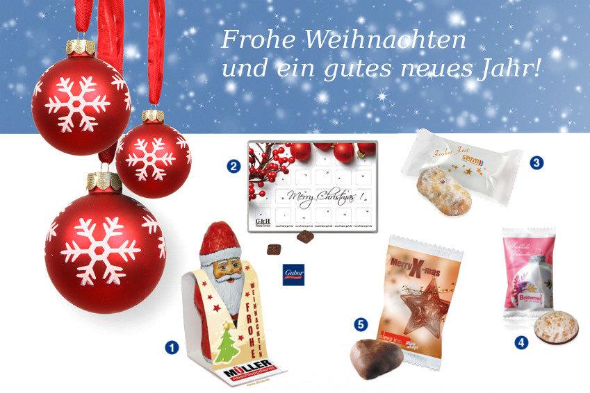 Grafik Werbeartikel Weihnachten 2014