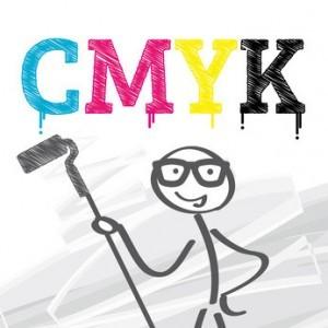 Grafik CMYK Motiv