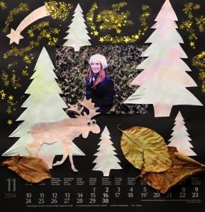 Foto Kalenderblatt November 2014