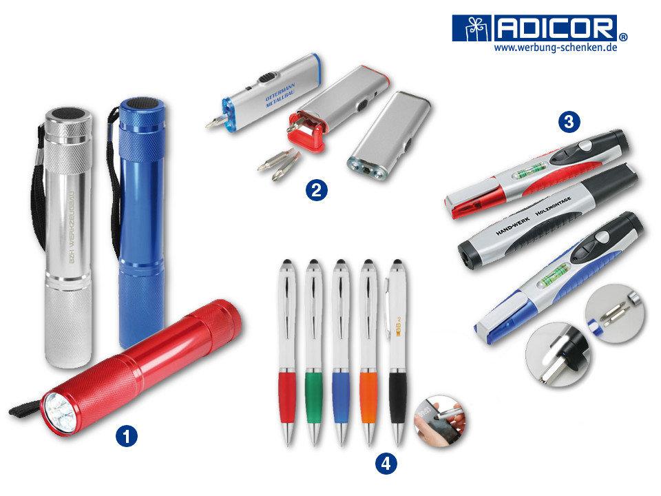 Werbeartikel nützliche Werkzeuge