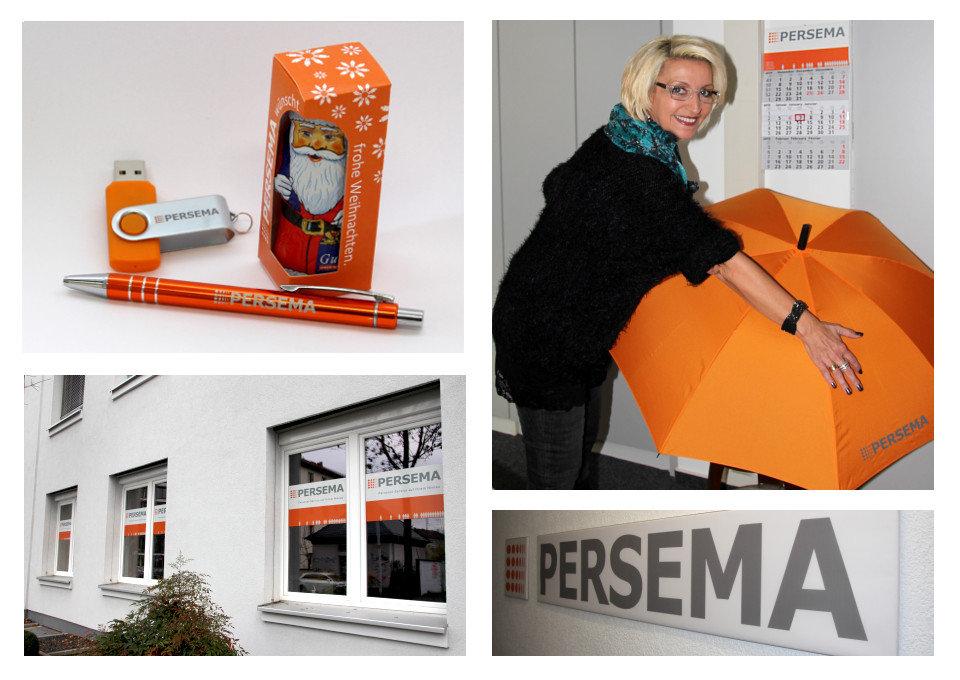 Werbeartikel PERSEMA PersonalService