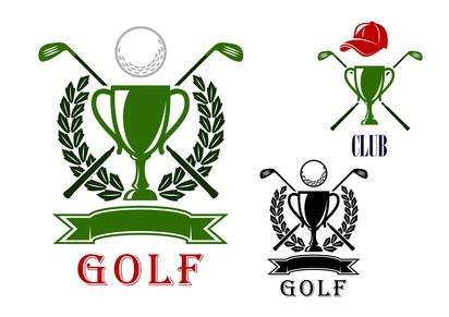 Werbeartikel für Golfclubs