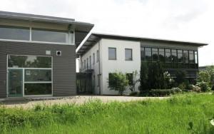 Walz Kalender: Firmengebäude in Ulm
