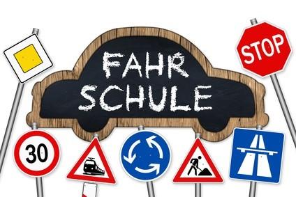 Werbeartikel Fahrschule - www.werbung-schenken.de