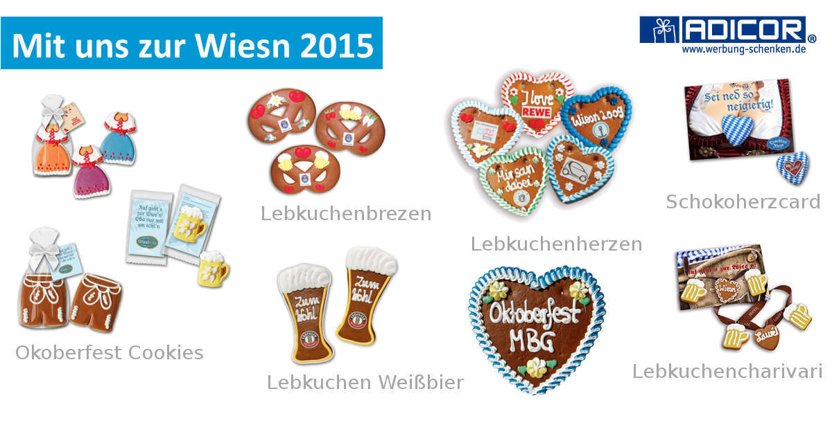 Werbeartikel Oktoberfest - www.werbung-schenken.de