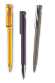 Werbeartikel Kugelschreiber Liberty - www.werbung-schenken.de
