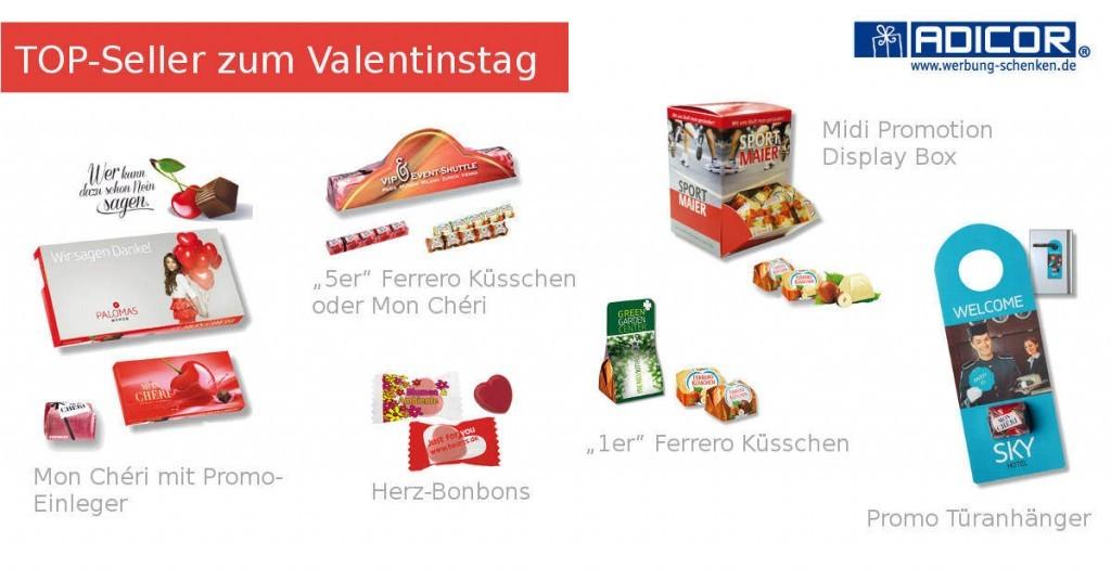 Werbeartikel Valentinstag - www.werbung-schenken.de