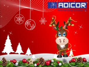 ADICOR Weihnachtensfeier - www.werbung-schenken.de