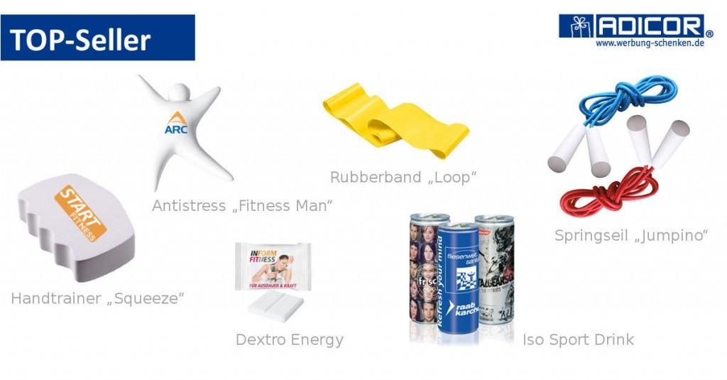 Werbeartikel Fitness - www.werbung-schenken.de