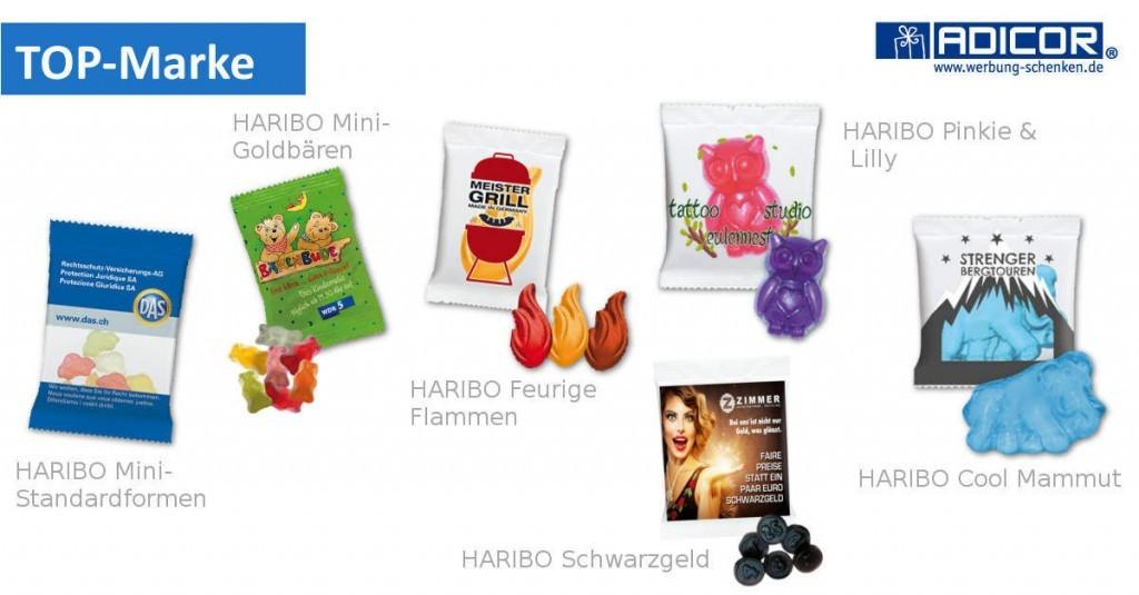 Werbeartikel Haribo - www.werbung-schenken.de