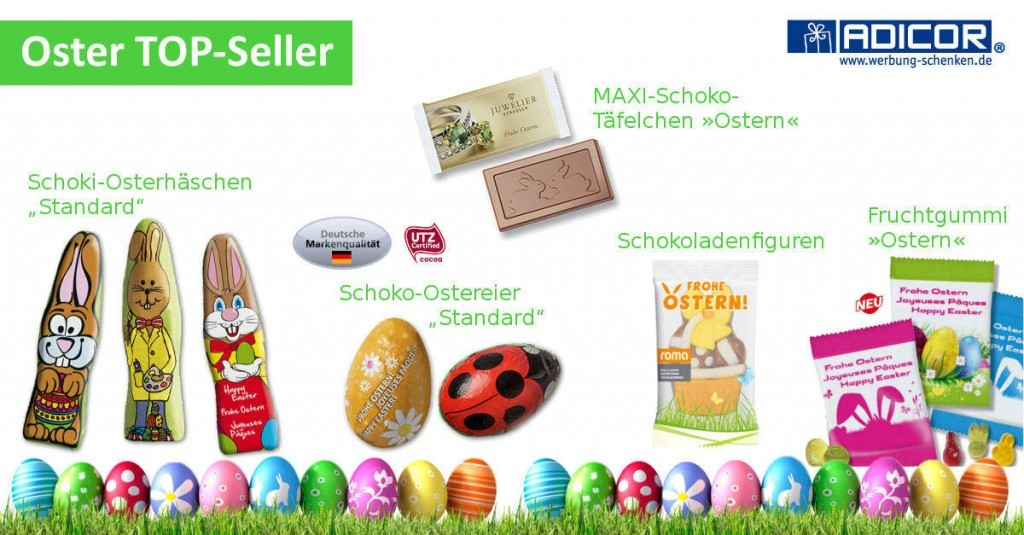 Werbeartikel Ostern - www.werbung-schenken.de