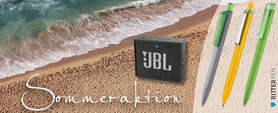 Werbeartikel Sommeraktion - www.werbung-schenken.de