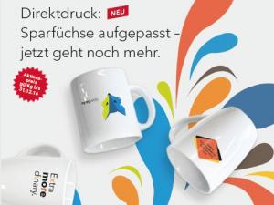 Werbeartikel Aktionsangebot Tassen - www.werbung-schenken.de