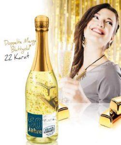 Werbeartikel Premium Secco Gold - www.werbung-schenken.de