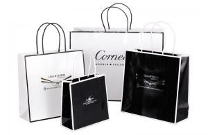Werbeartikel Papiertasche CARO - www.werbung-schenken.de