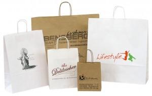 Werbeartiekl Papiertasche Komfort - www.werbung-schenken.de