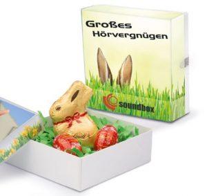 Werbeartikel Osternest - www.werbung-schenken.de