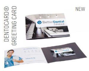 Werbeartikel Dentocard Greetingcard - www.werbung-schenken.de