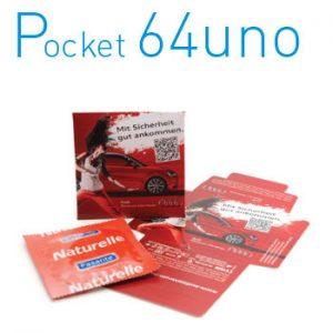 Werbeartikel Pocket 64uno - www.werbung-schenken.de
