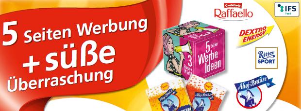 Werbeartikel Promo-Boxen - www.werbung-schenken.de