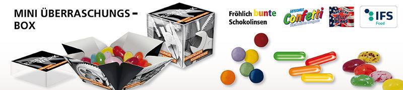 Werbeartikel Mini Überraschungs-Box - www.werbung-schenken.de