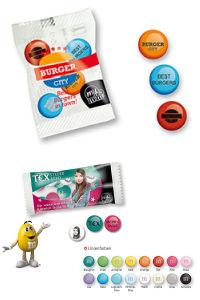Werbeartikel M&M's MINI BAG und BAG - www.werbung-schenken.de