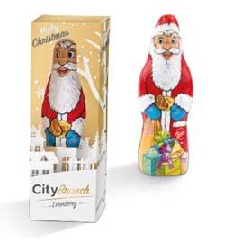 Werbeartikel Friedel Weihnachtsmann - www.werbung-schenken.de