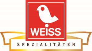 Logo Weiss Spezialitäten - www.werbung-schenken.de
